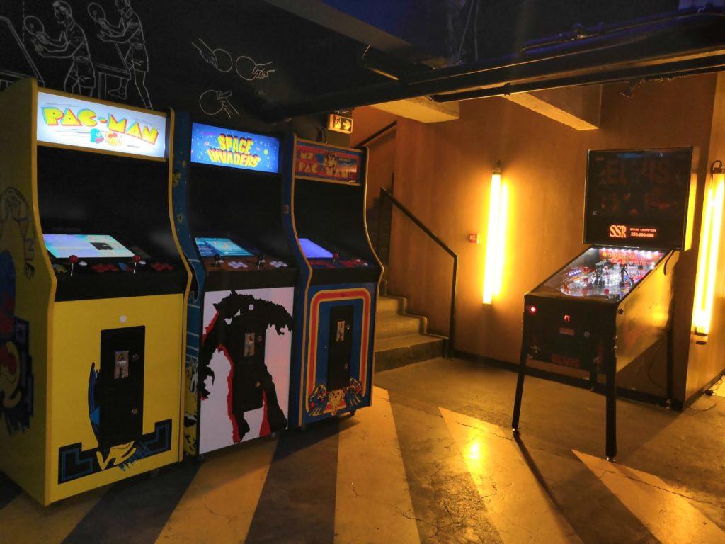 Louer une borne d'arcade à Paris 1