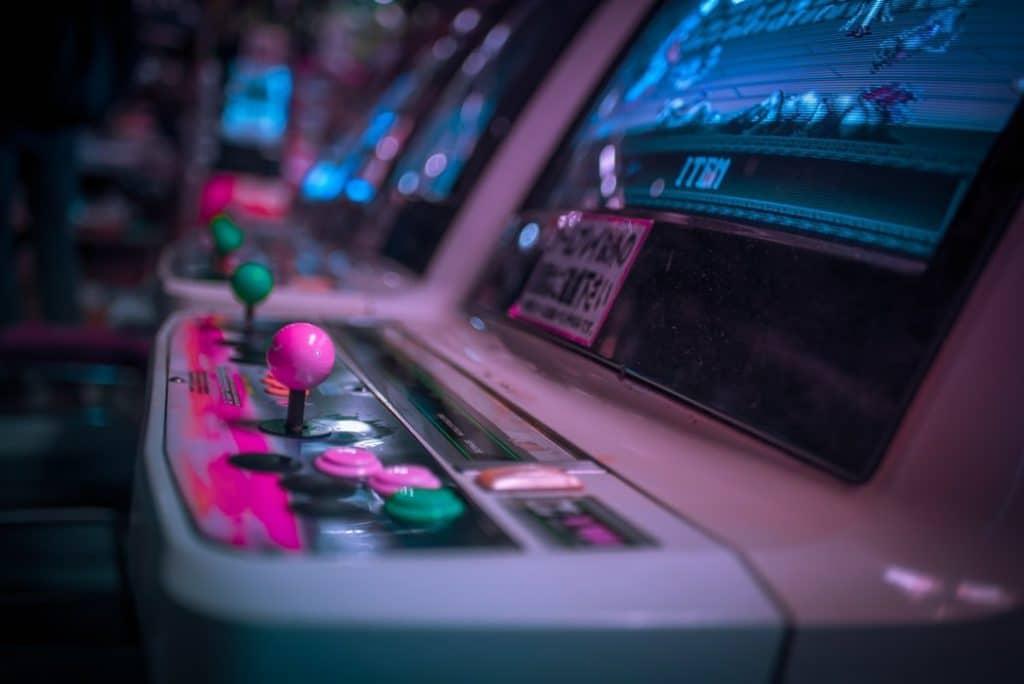 Louer des jeux d'arcade