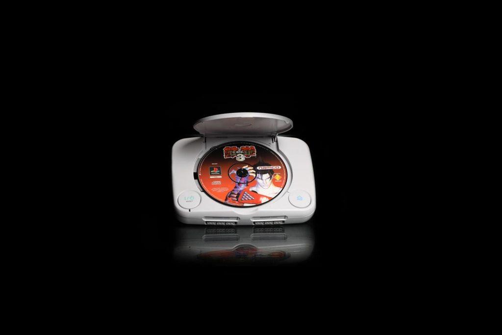 console retro Playstation one 1024x683