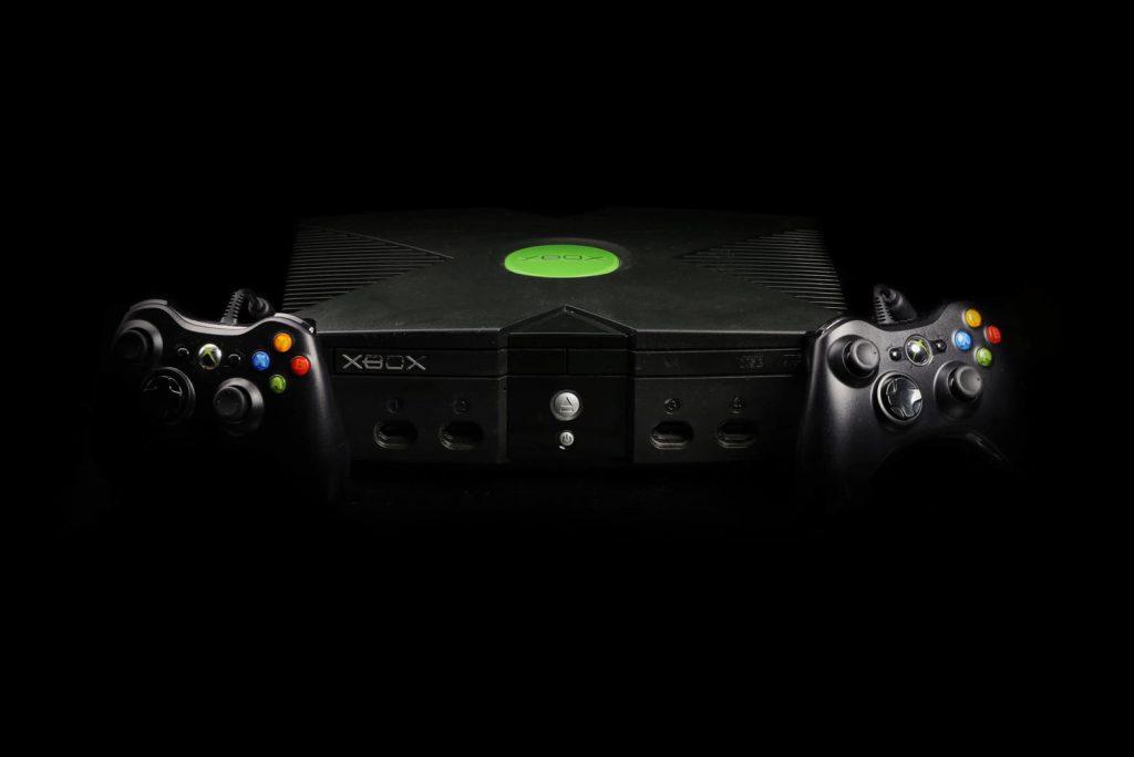 console retro Xbox 1024x683