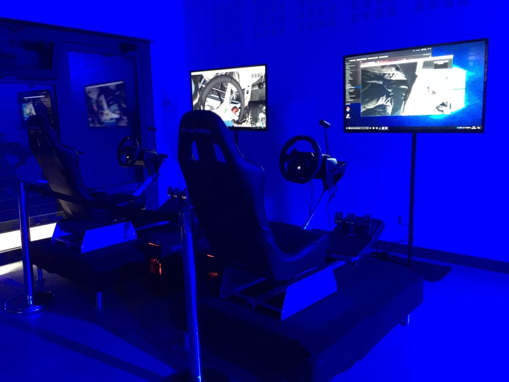 simulateur conduite oculus 1